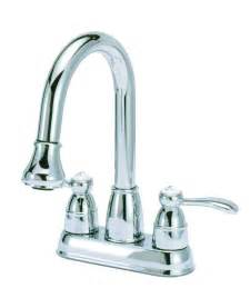 Kitchen Faucet Spray Belle Foret N60001 Double Handle Pull Down Spray Laundry