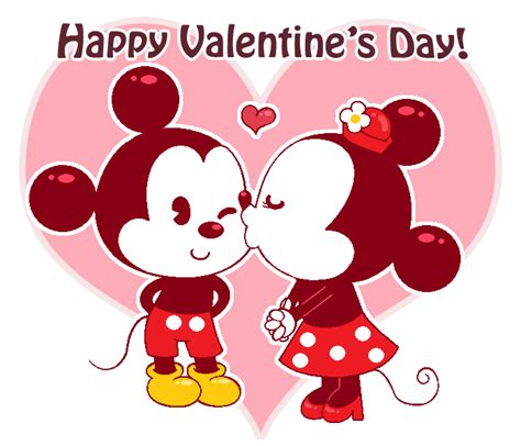 valentines mickey mouse a mickey and minnie by the iconist on