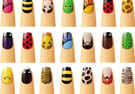 imagenes de uñas decoradas animales u 241 as decoradas tendencias para 2016 con fotos