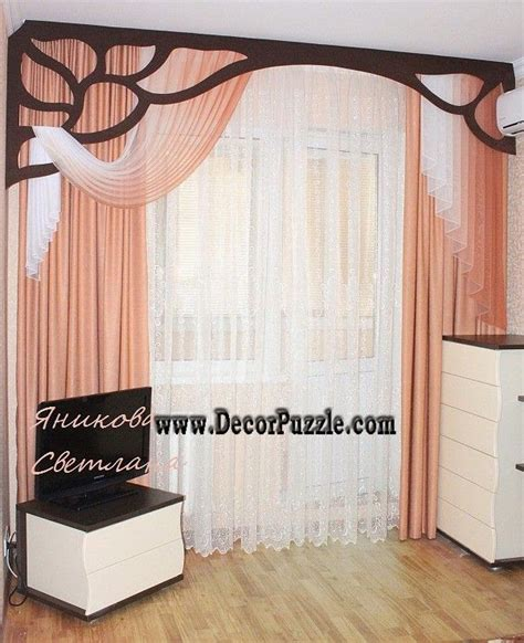 modern curtain styles the best curtain styles and designs ideas 2017