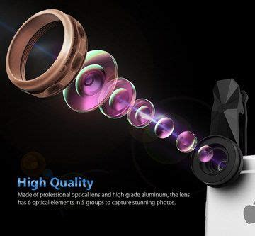 mobile phone camera lens kits best 10 with fish eye