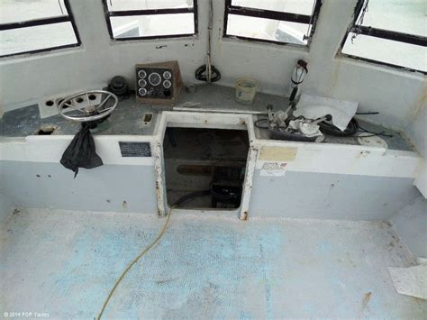fishing boat for sale done deal 1989 used c craft 33 lobster crab lobster fishing boat for