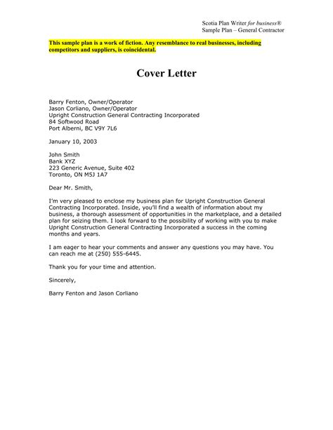 business proposal cover letter examples  examples