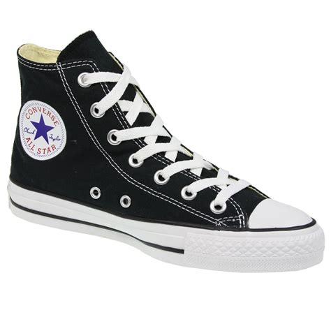 black converse shoes for mens womens converse all chuck canvas m9160