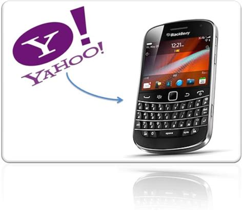 email yahoo for blackberry how to setup blackberry yahoo mail