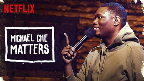 michael che gentrification is michael che matters available to watch on netflix in