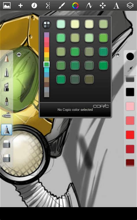 sketchbook pro android sketchbook pro for android tablets version 2 9 4 free