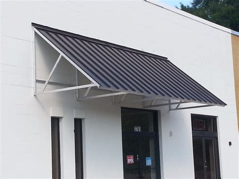 Commercial Canopies And Awnings by Commercial Awnings Canopies Dothan Awning Exteriors