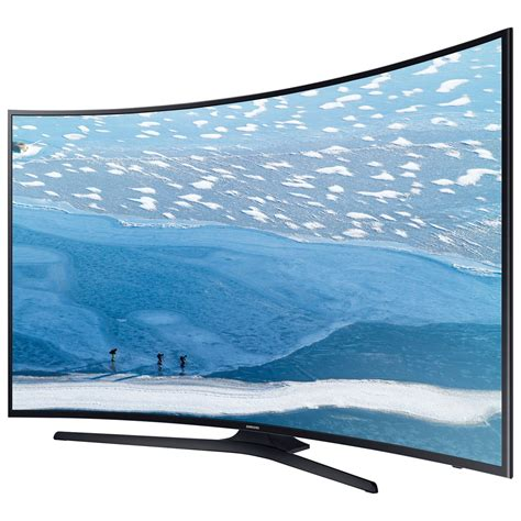Tv Samsung 4k samsung un55ku6490 55 4k ultra hd curved led smart tv