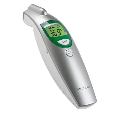 Infrared Thermometer Ftn 2 medisana ftn infrared thermometer measure