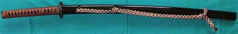 Katana Motif Bambu 1 koshirae nue motif