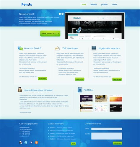 web gui layout creatively inspired web interface designs design juices
