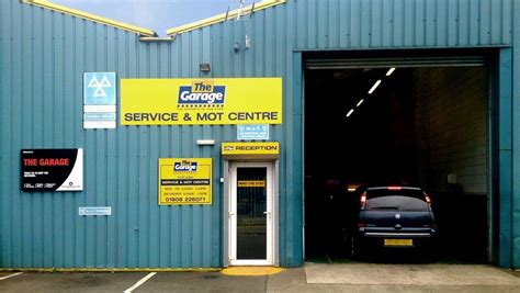 Wolverhton Car Garages by The Garage Service And Mot Centre In Milton Keynes