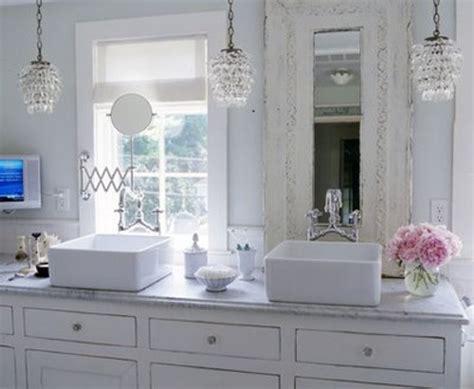 fashioned bathroom ideas ba 241 os elegantes decoraci 243 n con l 225 mparas de ara 241 a y candelabros ideas casas