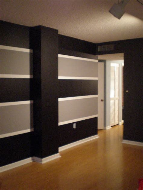 wall paint ideas paint stripes on wall ideas painting stripes