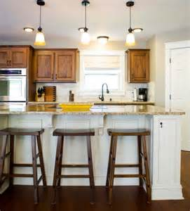pictures of kitchen islands with seating adorable design of kitchen island with bar seating homesfeed