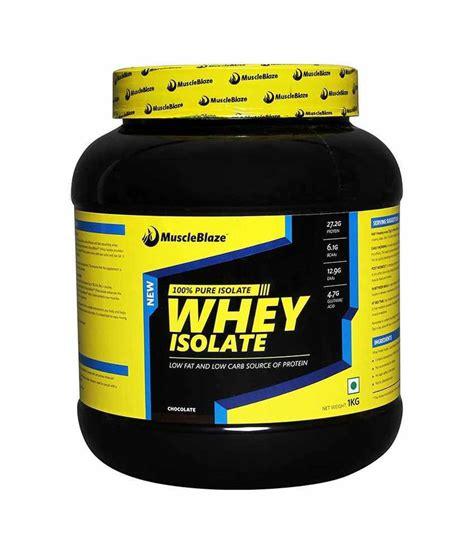 Whey Isolate Muscleblaze Whey Isolate 1 Kg 2 2 Lbs Chocolate Buy