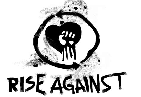 rise against logo by sk8rbunn on deviantart