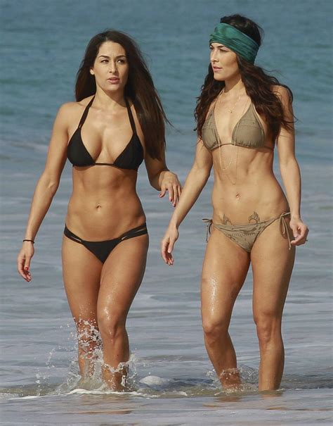Post Baby Body Fitspiration On Pinterest Eva Marie Wwe Divas And Brie Bella