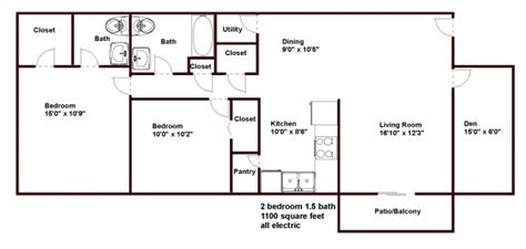 home design for 1100 sq ft house plan in 1100 sq feet house floor plans