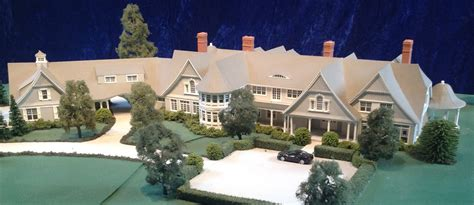 wall street journal mansion section gary lawrance architect and model maker featured in quot mansion quot section of the wall street journal
