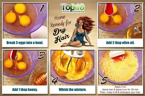 home remedies for hair top 10 home remedies