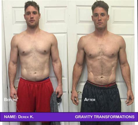 v cut abs shredding workout gravity transformation