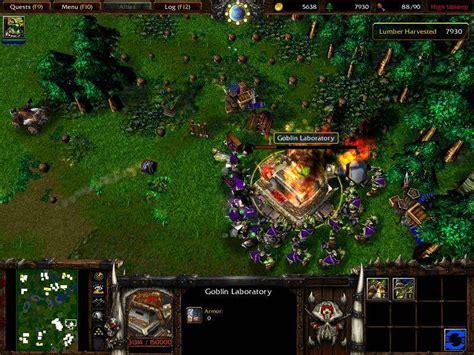 download warcraft 3 scenarios game warcraft iii reign of chaos the frozen throne 4