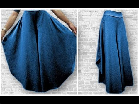 plazo pant cutting how to make half wheeled palazzo pants with tuk pleats