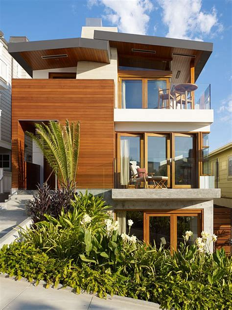 modern tropical house interior wood design plushemisphere beach house in california draws inspiration from south