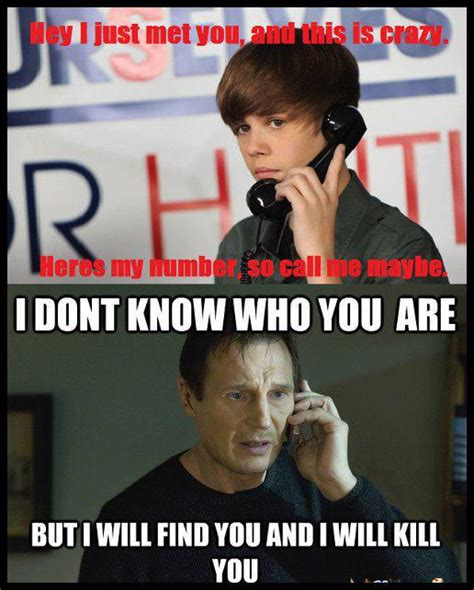 Find A Meme - i ll find you and i ll kill you 171 funny images