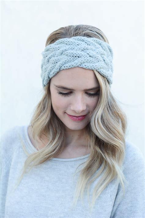 live in art braided headband pattern 10 braided knit headband patterns the funky stitch