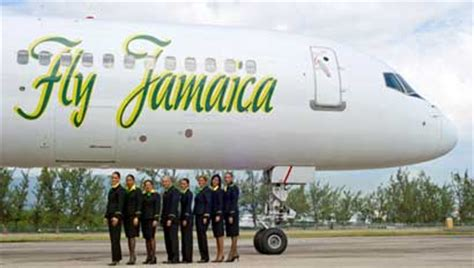 fly jamaica set to launch operations: travel weekly