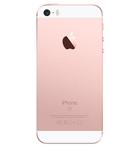 apple iphone se 16gb rose gold pay monthly | virgin media