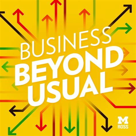 Mba Student Podcast by Michigan Ross Introduces Student Run Podcast Michigan Ross
