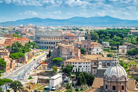 Great Blogs About Rome by The Top 10 Travel Hotspots In Italy