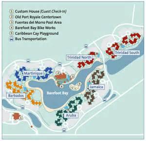 Disney World Caribbean Beach Resort Map by Disney S Caribbean Beach Resort Mouse Fan Travel