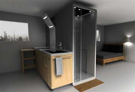 Bathroom Integrated Kitchens Space Saving Furniture