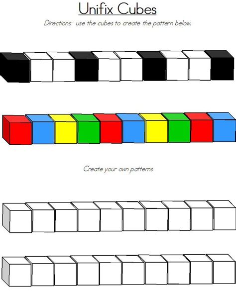 teaching pattern for kindergarten 106 best repeating growing patterns images on pinterest