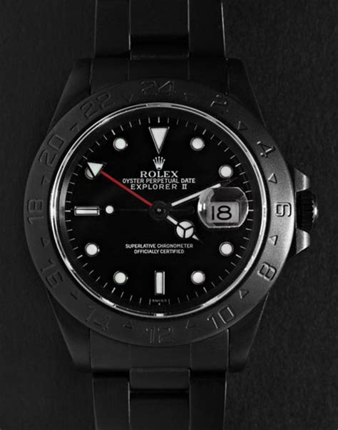 Rolex Black Limited classic rolex designs by black limited edition