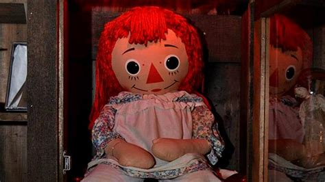 the annabelle doll story annabelle the true story of the doll which inspired the