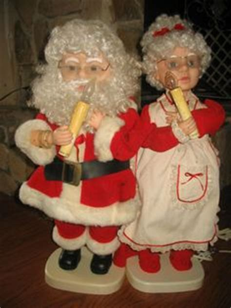 animated mr and mrs claus on pinterest mr mrs ebay and