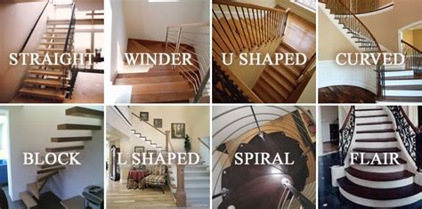 Types Of Home Architecture types of stairs architecture pinterest