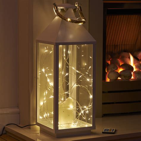 plug in outside lights micro led string lights mains powered remote