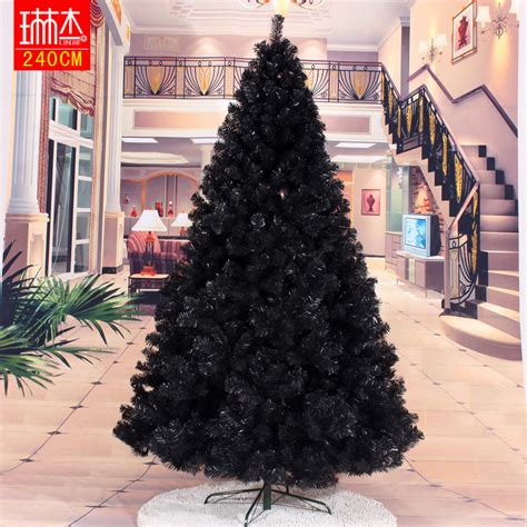 popular black christmas trees buy cheap black christmas