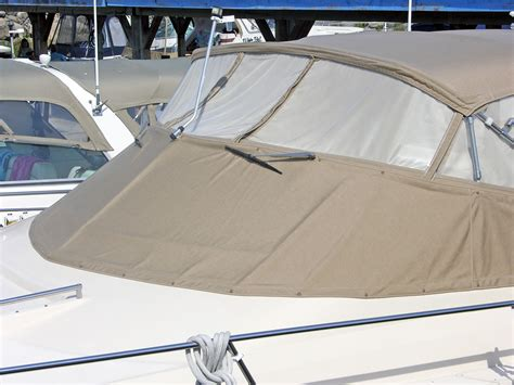 boat windshield wrap time for new tops boats and places magazine