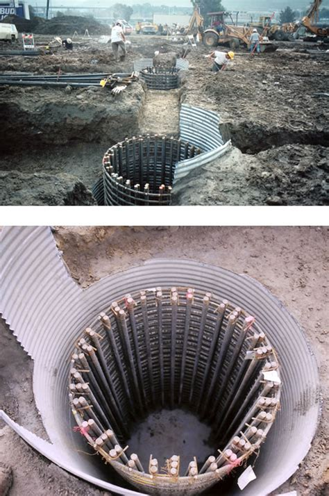 Underground Garage Design construction project engineering site development
