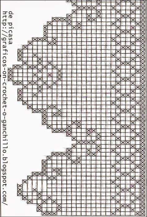 tejidos a crochet ganchillo patrones graficos crochet patrones ganchillo crochet graficos tricot dos