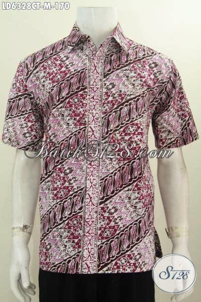 desain baju batik solo baju batik solo desain trendy 2016 hem batik modis motif