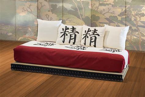 divani letto futon divano letto futon kanto vivere zen